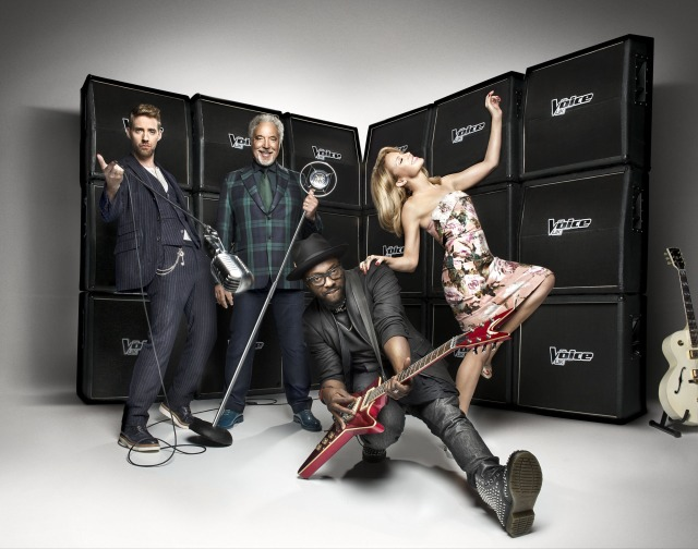 The Voice UK 2014