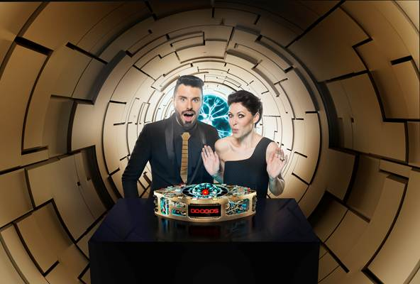 Rylan and Emma Big Brother Time Bomb