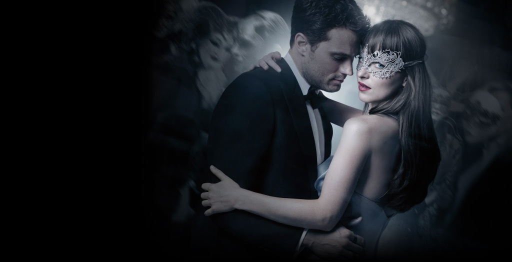 Fifty Shades of Grey on Channel 5