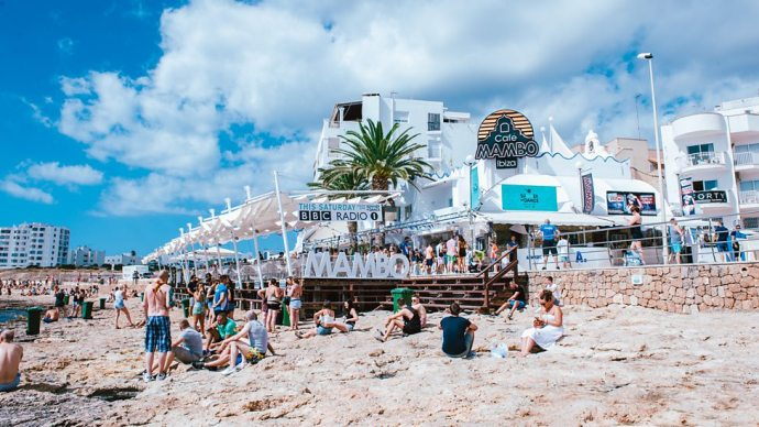 when and where will radio 1 be in ibiza 2017