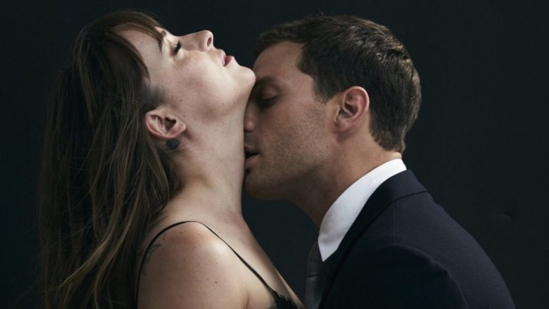 Channel 5 Fifty Shades of Grey