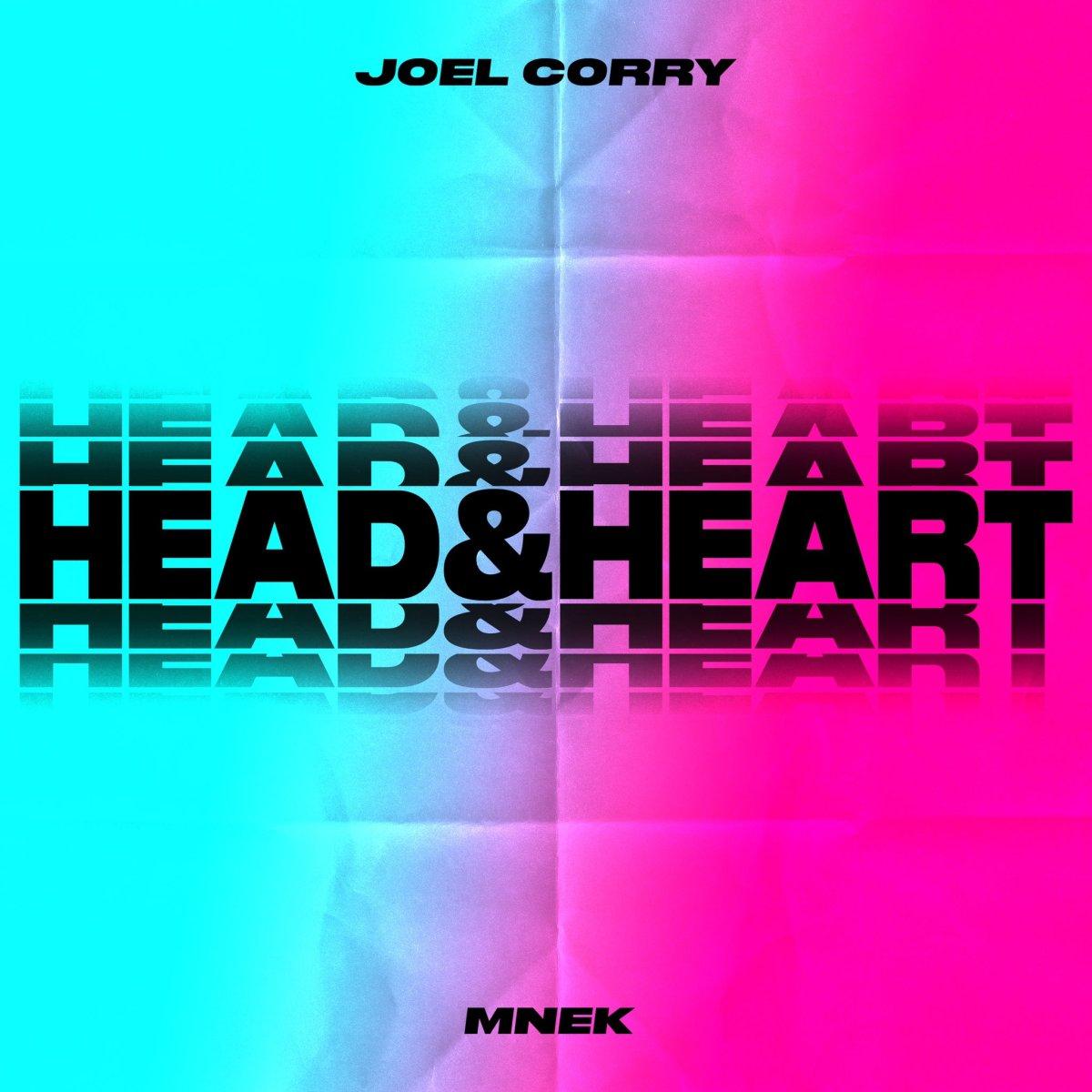 Joel Corry And MNEK Release Huge New Anthem Head & Heart