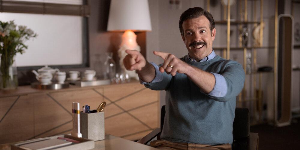 Apple TV+ orders season 3 of Ted Lasso