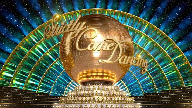 Strictly Come Dancing on Iplayer