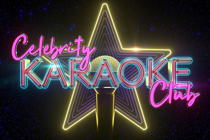 Watch a clip of Joel Dommett from tonight's Celebrity Karaoke Club