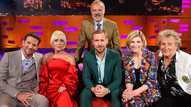 Ryan Gosling on The Graham Norton Show