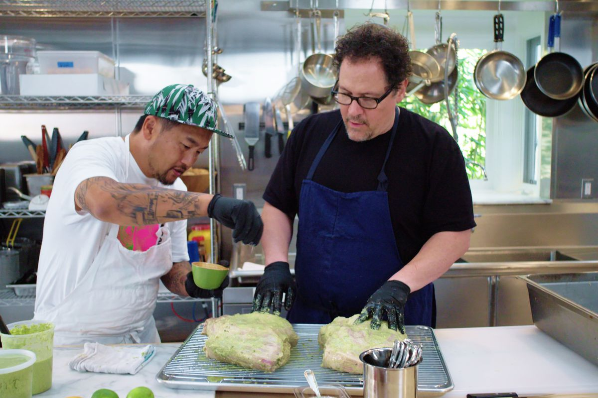 What to stream on Netflix today: The Chef Show