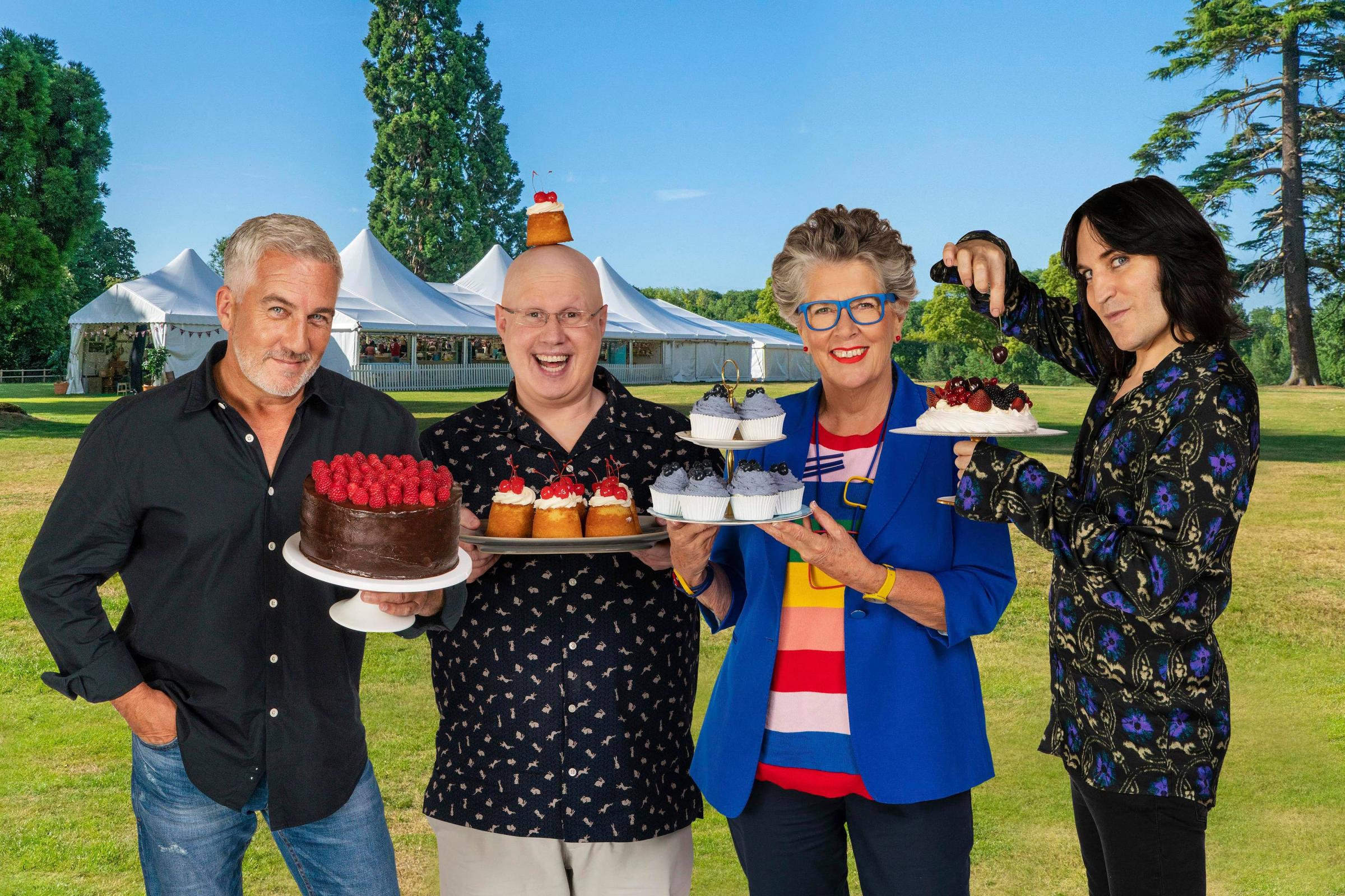 Bake Off Week 7 theme revealed!