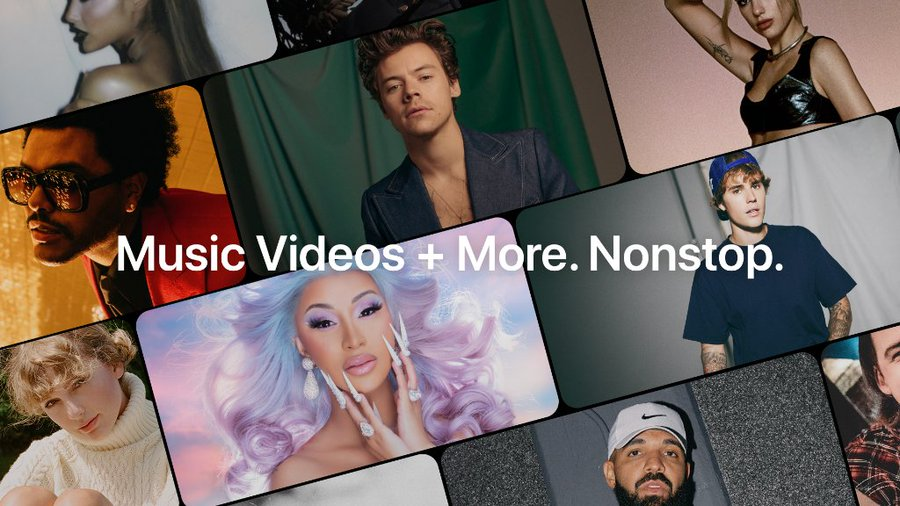 Apple launch Apple Music TV