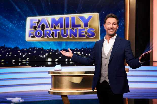 Gino wants YOU for the next series of Family Fortunes