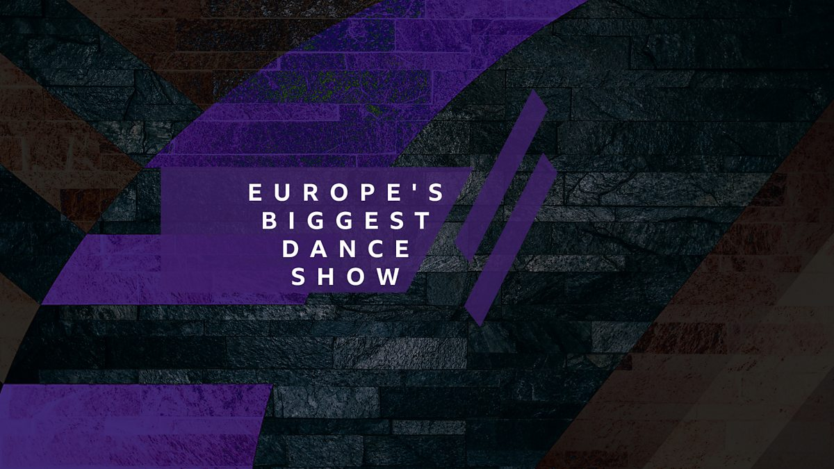 What is the schedule for Europe's Biggest Dance Show tonight?