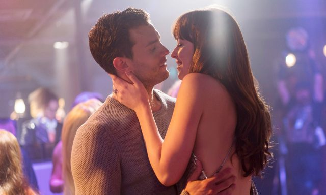 Fifty Shades Freed on Channel 5