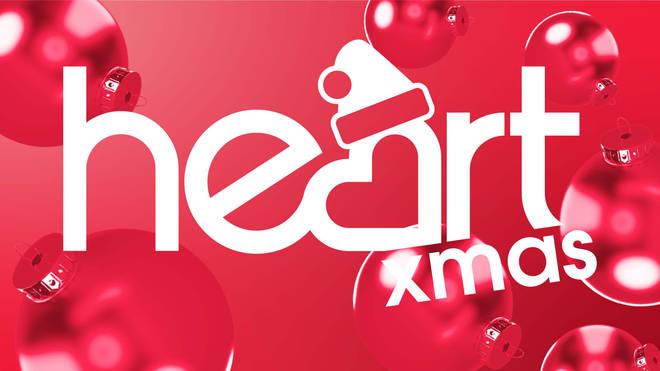 heart christmas 2020
