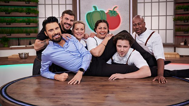 Rylan to serve up second helping of Ready Steady Cook for BBC One