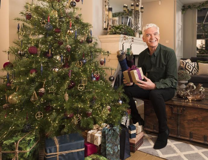 Schofield How to Spend it well at christmas 2020 itv