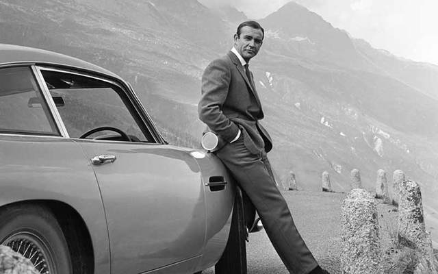 James Bond legend Sir Sean Connery has died