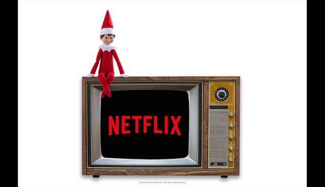the elf on the shelf netflix
