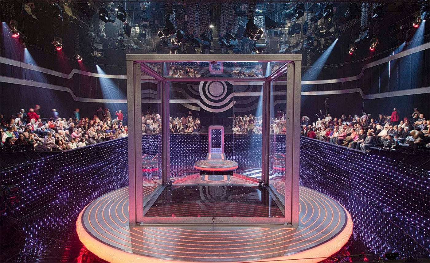 when is the million pound cube on itv
