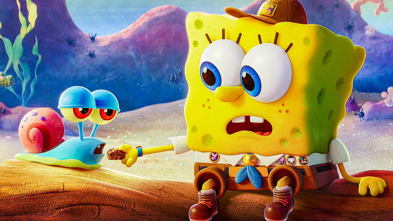 The SpongeBob Movie: Sponge on the Run is about to hit Netflix!