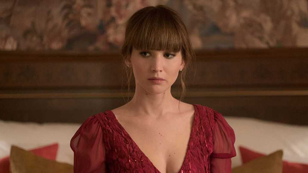 red sparrow on channel 4